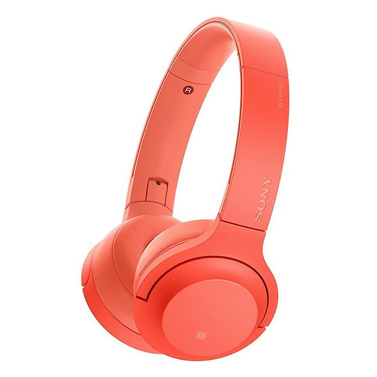 Audífonos SONY Bluetooth On Ear WHH800 Rojo