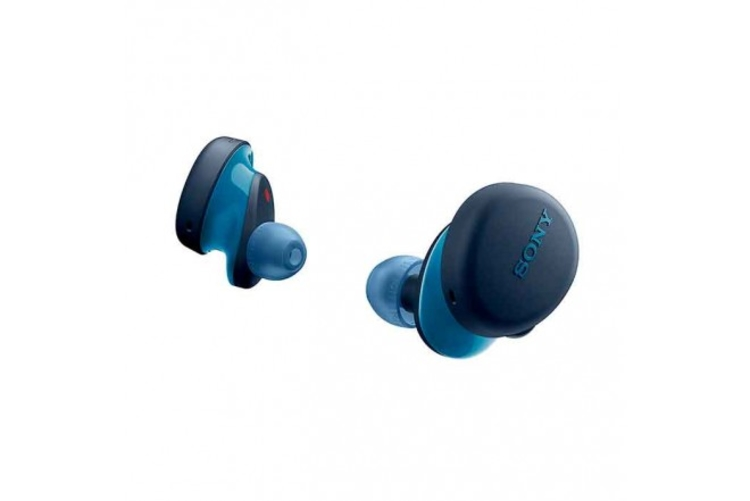 Audífonos SONY Inalámbricos Bluetooth In Ear WF-XB700 Azul