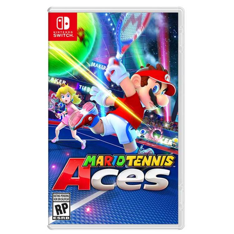 Juego NINTENDO Switch Mario Tennis Aces Switch - 0