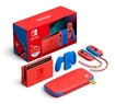 """Consola NINTENDO SWITCH 1.1 Edicion Especial Mario Red/Blue - """