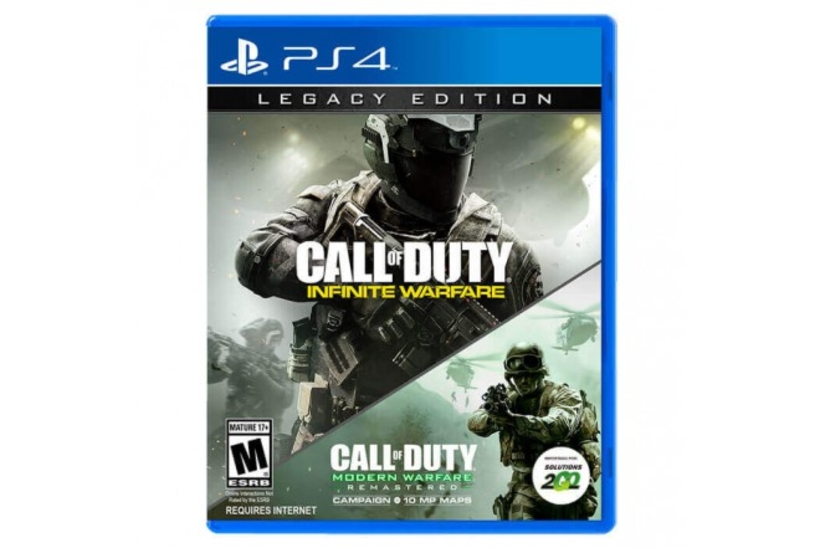 Juego PS4 COD Infinite Warfare Legacy Edition - 0
