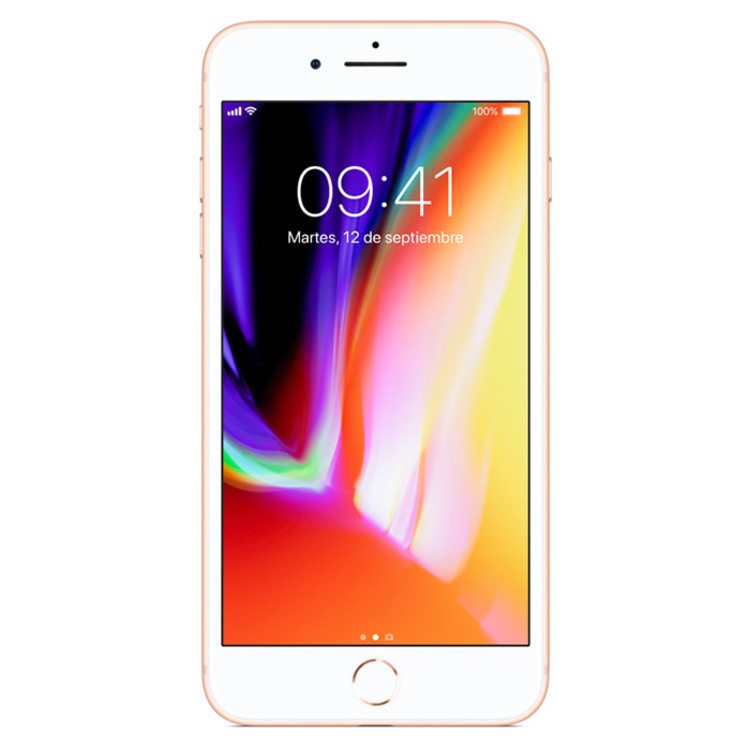 iPhone 8 Plus 64GB Dorado - 1