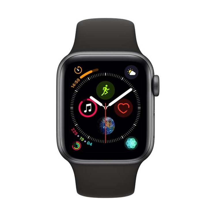 Apple Watch  Series 4- 40 MM- Gris espacial