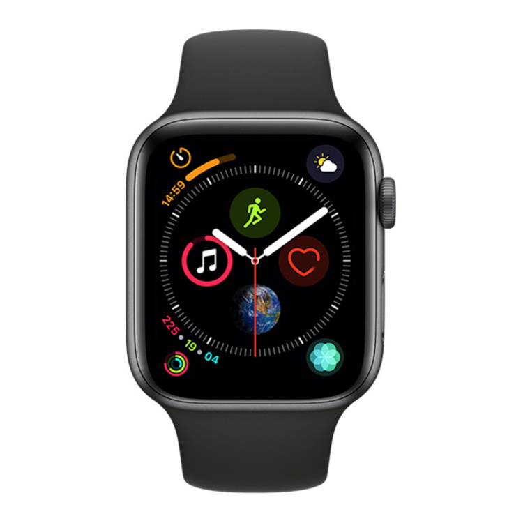 Apple Watch Series 4 + Cellular- Space Gray 44MM