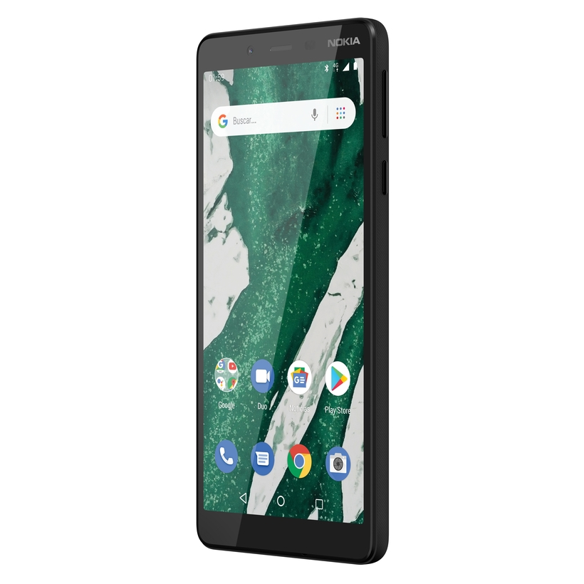 Celular NOKIA 1 Plus 16GB Negro - 1