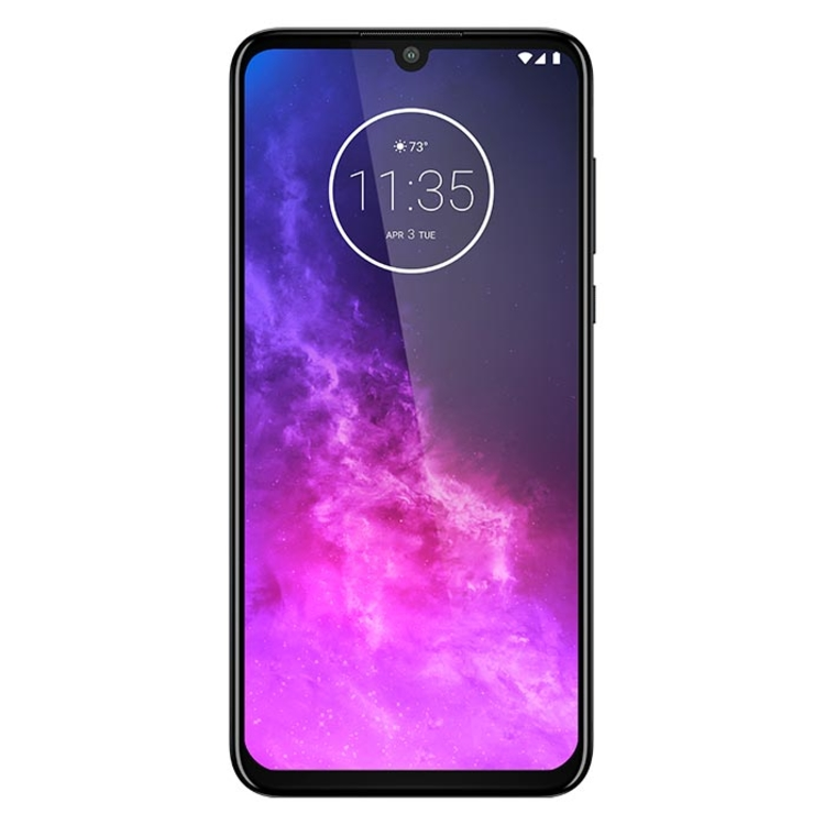 Celular MOTOROLA One Zoom 128 GB Gris