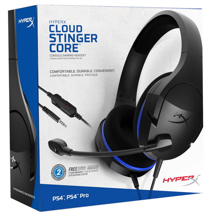 Diadema HYPERX Alambrica Cloud Stinger