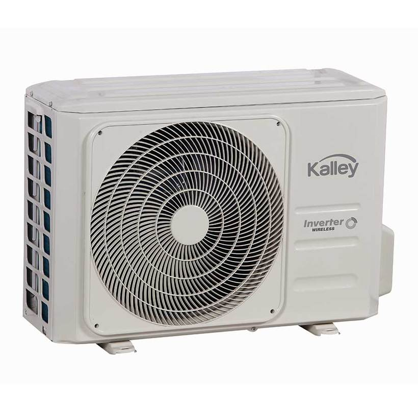 Aire Acondicionado KALLEY Inverter 17000 BTU WiFi  220V - 5