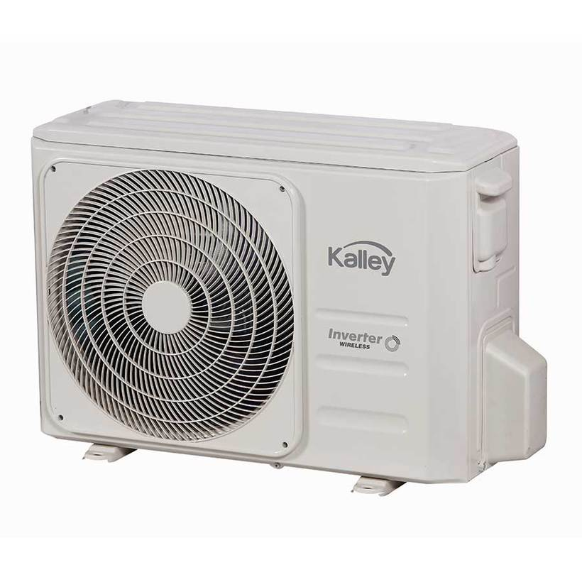 Aire Acondicionado KALLEY Inverter 17000 BTU WiFi  220V - 6