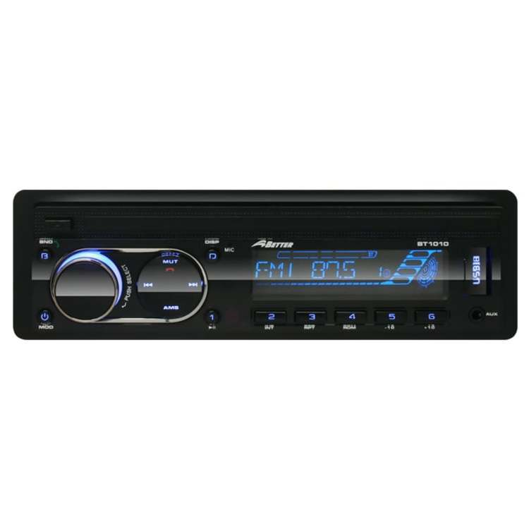 Radio Auto BETTER BT1010