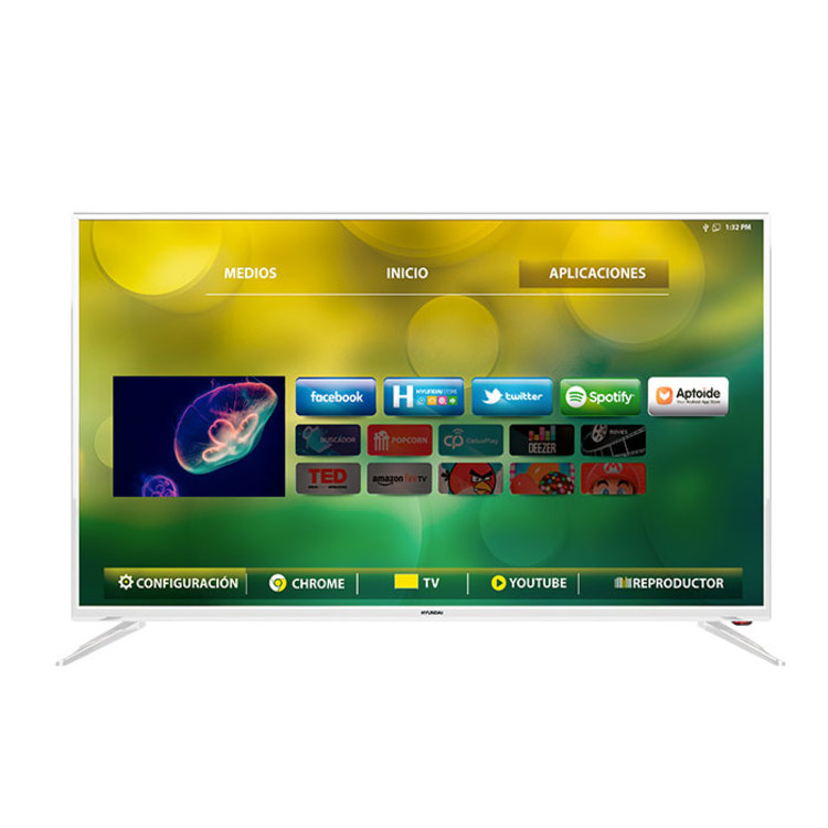 "TV HYUNDAI 43"" Pulgadas 109 Cm 4317iNTM HD Smart TV"