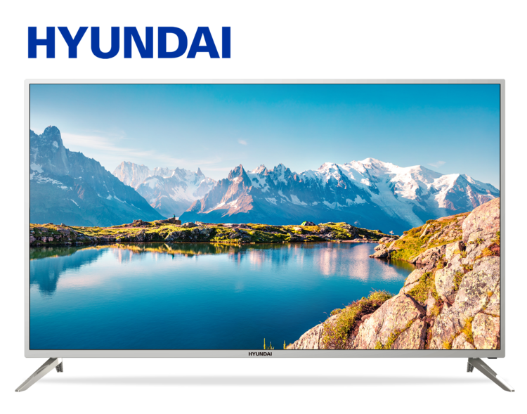 "TV HYUNDAI 50"" Pulgadas 127 Cm Smart TV"