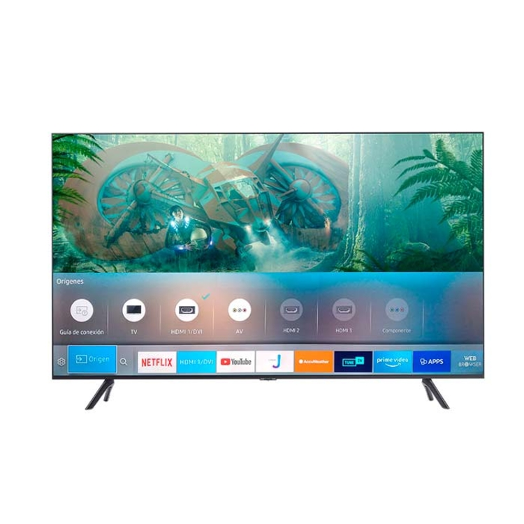 TV SAMSUNG 43TU8000 LED 4K-UHD Smart TV