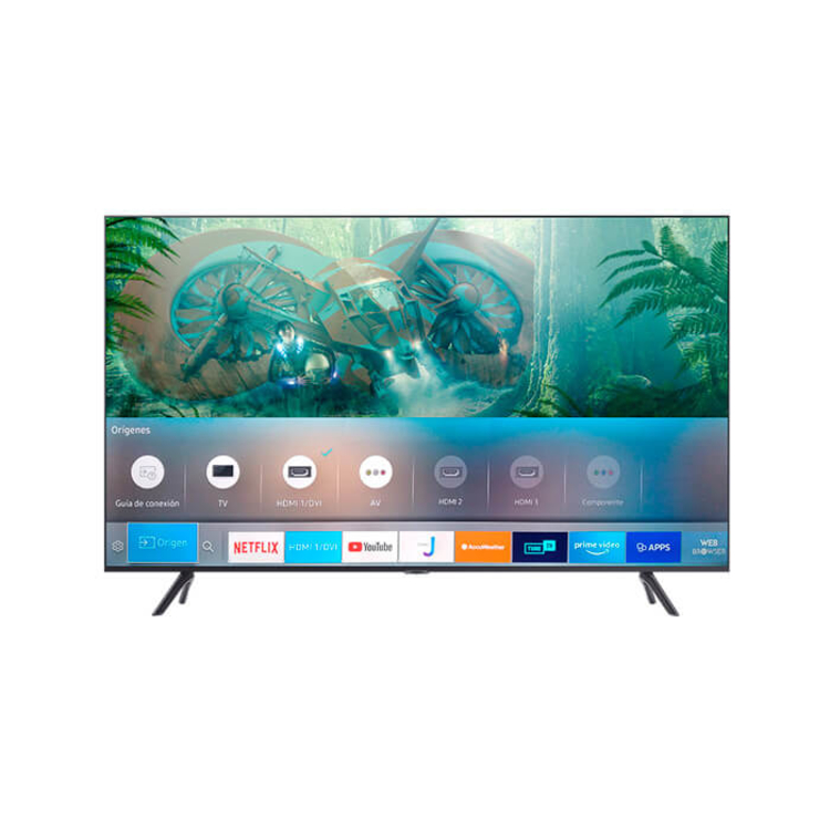 TV SAMSUNG 65TU8000 LED 4K-UHD