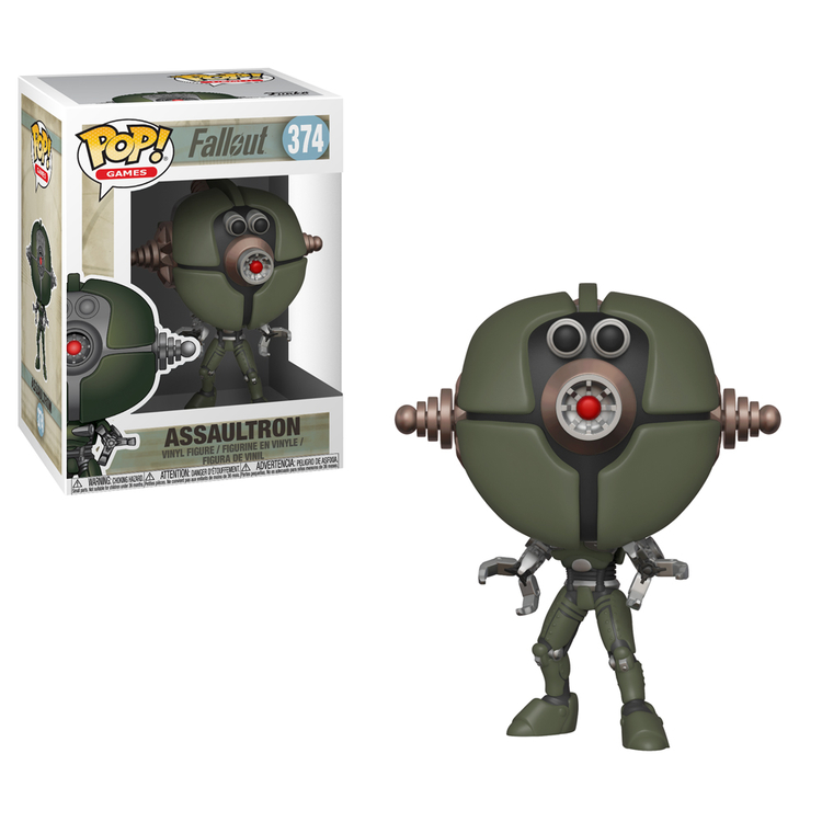 FUNKO Pop Assaultron Fallout