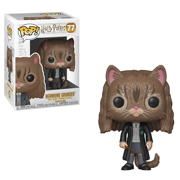 FUNKO Pop Hermione as Cat