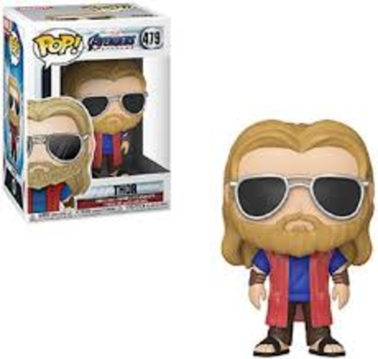 FUNKO Pop Endgame Thor Sasual