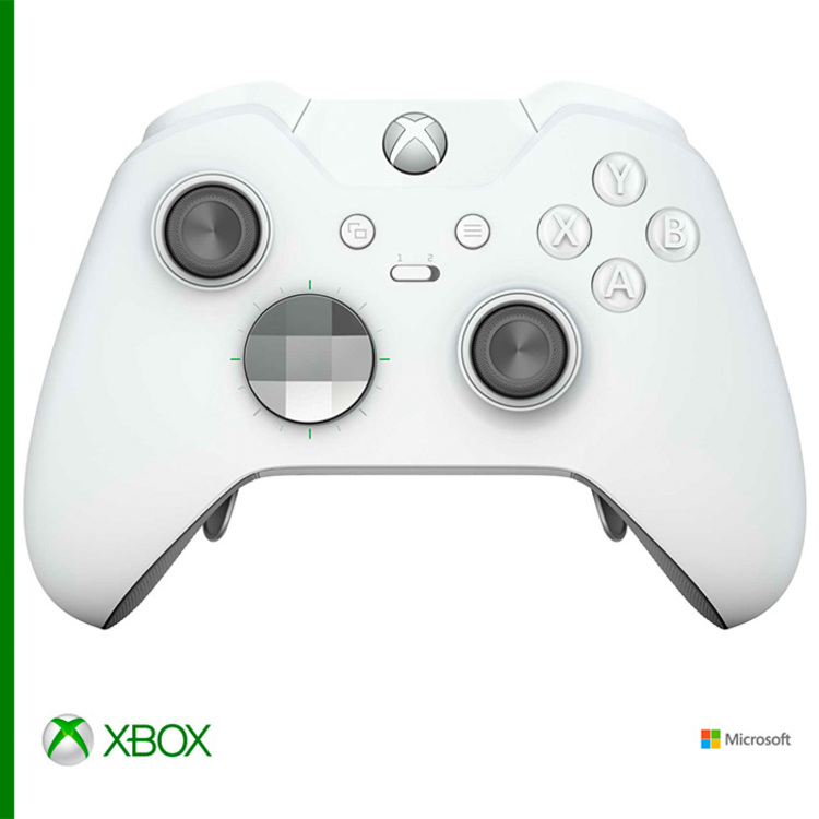 Control XBOX One Elite Blanco